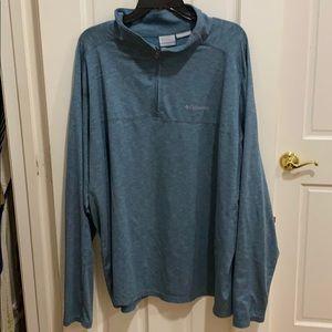Columbia Long Sleeve shirt.